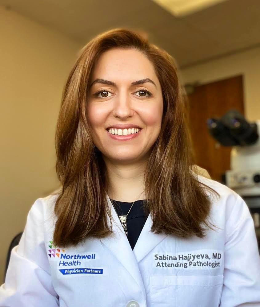 Sabina Hajiyeva,MD